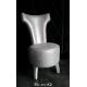 Fotel 1954 biały