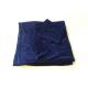 Pościel bawełana/welurowa  4 cz. GRANATOWA - produkt na zamowienie